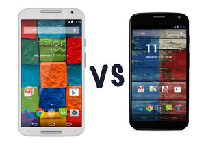 Motorola Moto X (2014) vs Moto X (2013): What's the difference?