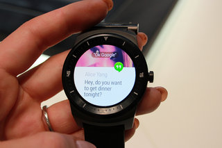 lg g watch r less toy more watch hands on  image 8