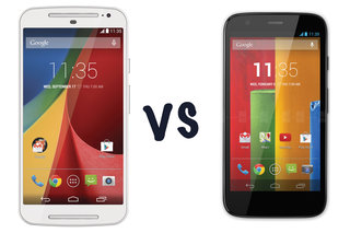 Motorola Moto G (2014) vs Moto G (2013): What's the difference?