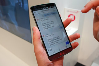 Exploring LG HomeChat: Is texting appliances the future?