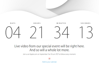 Apple to live stream 9 September event: Here's how to watch the show