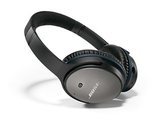 Bose QC 25 noise-cancelling headphones now out for preorder, replacing QC 15 headphones