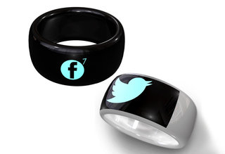 Forget smartwatches, MOTA SmartRing now fully funded: Works with iOS and Android