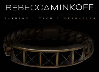 Rebecca Minkoff's tech wearables are all about high-end fashion, set to debut on runway in New York