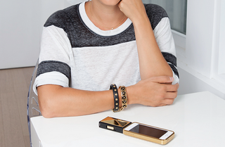 rebecca minkoff s tech wearables are all about high end fashion set to debut on runway in new york image 3