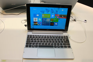 Acer Aspire Switch 11 hands-on: Hybrid offers multiple positions and uses