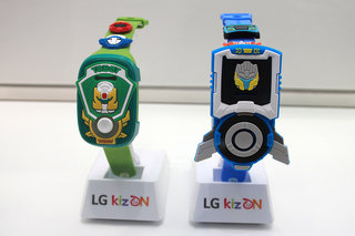 lg kizon smartwatch lets you directly call and track your little ones hands on  image 10