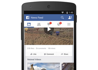 Facebook squares up to YouTube with video counter in update, due this week