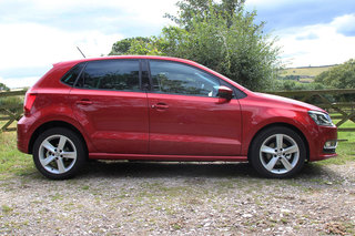 volkswagen polo 2014 first drive the sensible small car gets an internal tech boost image 4
