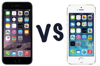 Apple iPhone 6 vs Apple iPhone 5S: What's the difference?