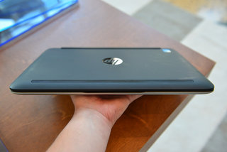 hands on hp pavilion x2 2 in 1 pushes screen gloss to excess image 8