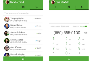 Google Hangouts adds free voice calls to phones in US, with deeper Google Voice integration
