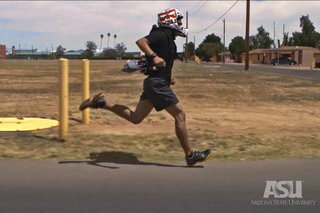 Jetpack developed to let anyone run a 4-minute mile