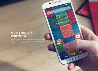 Moto X Pure Edition is unlocked and cuts the bloat, coming later this month