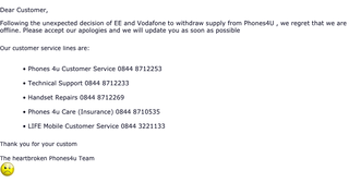 phones 4u goes into administration as final operator ee pulls out image 2