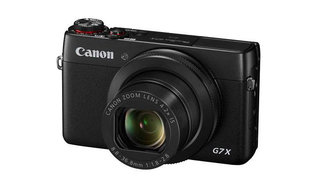 Canon PowerShot G7 X debuts company's move into 1-inch sensor compact market