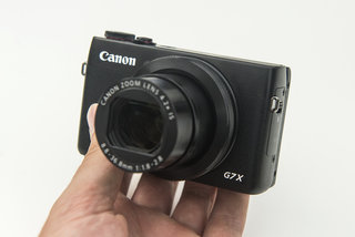 Hands-on: Canon PowerShot G7 X review: A solid first stab at the 1-inch sensor market