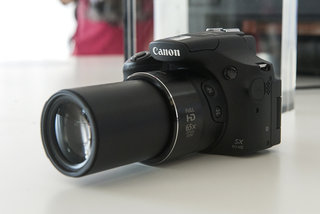 Hands-on: Canon PowerShot SX60 HS superzoom review: Massive zoom is great, but not always super