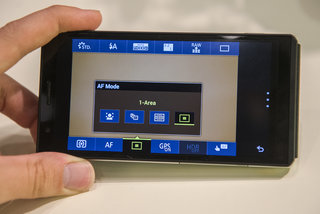 hands on panasonic lumix cm1 review is it a camera is it a phone it s a bit of both image 12