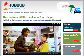 Website of the day: Hubbub