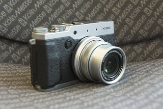 Hands-on: Fujifilm X30 review: Bigger, bolder, better - but Panasonic LX100 brings the pressure