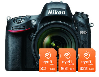 Eyefi launches own cloud service to store pictures taken on Mobi SD cards
