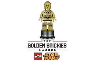 Yes, you can enter the Lego Star Wars Oscars as The Golden Brickies Awards opens