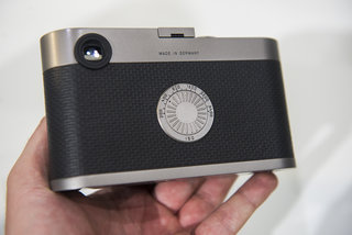 hands on leica m edition 60 is the digital rangefinder camera with no lcd screen no really image 5