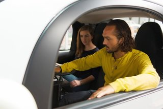 Google self-driving cars outfitted with steering wheels are temporary, confirms Google