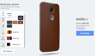 Moto Maker is now live in the UK: Design your custom Moto X (2014) today