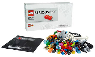 Lego Serious Play is the grown-up office toy you'll always wish you had