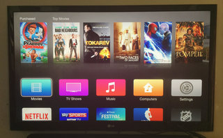Apple TV update adds flat icons, Beats Music, Family Sharing, and more