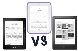 Amazon Kindle Voyage vs Nook GlowLight vs Kobo Aura H2O: Which eBook reader should you choose?