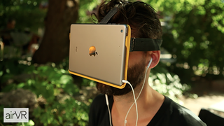 Oculus who? AirVR straps an iPhone 6 Plus or iPad mini to your face
