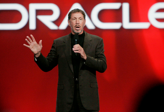 Larry Ellison retires as Oracle's CEO, will stay on as CTO