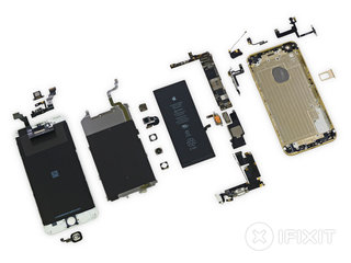 iPhone 6 Plus teardown reveals it's easier to fix than iPhone 5S