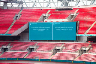 ever wanted to play at wembley app update will now put your name on the scoreboard image 7
