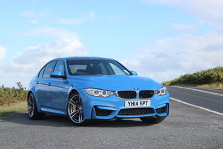 bmw m3 review 2014  image 1