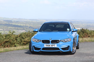 bmw m3 review 2014  image 2