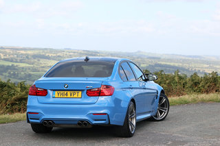 bmw m3 review 2014  image 3