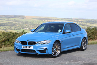 bmw m3 review 2014  image 5
