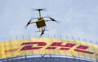 Drone delivery 'parcelcopters' to begin work this Friday for DHL