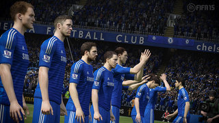 FIFA 15: Stars whinge about their stats in EA's biggest football game yet