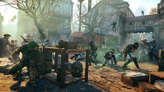 assassin s creed 5 unity preview familiar format draws upon multi player to evolve series image 4
