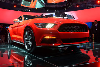 Ford admits to pumping fake engine noises through Mustang speakers to make cars sound better