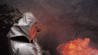 Ever wondered what the inside of an active volcano was like? GoPro Hero4 video gets it in 4K clarity