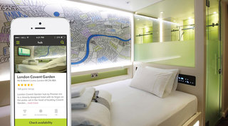 Is Hub by Premier Inn London's most technologically advanced hotel?