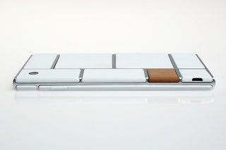 Google's Project Ara modular smartphone will let you swap out parts, while turned on