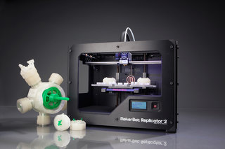 MakerBot 3D printers coming to more UK schools to enhance education