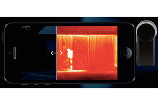 See in the dark using your iPhone with Seek Thermal imaging